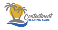 logo for Contentment Hearing Care, the hearing care experts in Titusville, FL