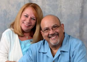 Thomas Contento and Shelly Contento owners of Contentment Hearing Care and hearing care experts